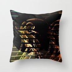Cool Sketch 83 Throw Pillow