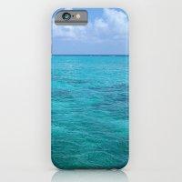Caribbean Blues iPhone 6 Slim Case