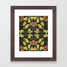 Toxos 2 Framed Art Print