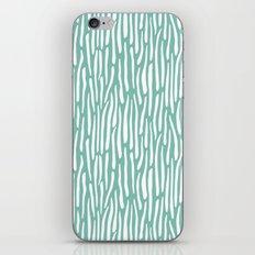 Jungle Stripes iPhone & iPod Skin