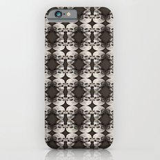 Skull Pattern iPhone 6 Slim Case