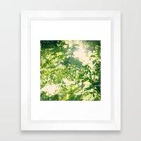 Let the Sun Shine... Framed Art Print