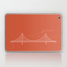 San Francisco by Friztin Laptop & iPad Skin