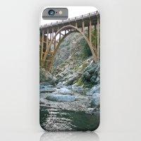 iPhone & iPod Case featuring Bridge To Nowhere (II) by Kim Ramage