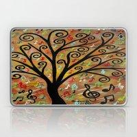 Abstract Tree-12  Laptop & iPad Skin