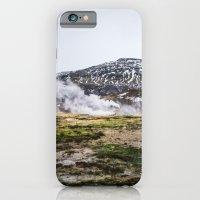 Icelandic Steam iPhone 6 Slim Case