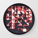 cyryl_crysh Wall Clock