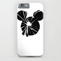 iPhone & iPod Case featuring Mickey Is Dead No.1 by i am gao