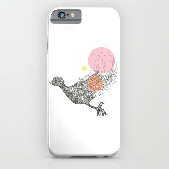 Bird with Own Feather iPhone & iPod Case