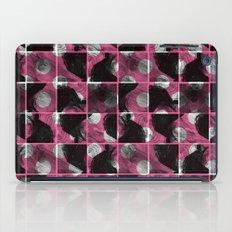 scribble (pink) iPad Case