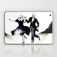 Skeleton Swing Laptop & iPad Skin