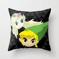 Zelink Throw Pillow