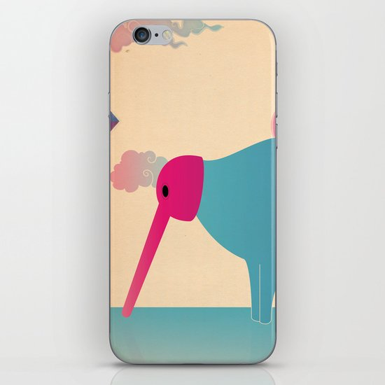 b e c c o iPhone & iPod Skin