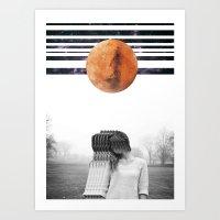 Delicate Extravaganza Art Print