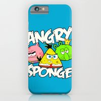 Angry Spongebird - Angry… iPhone 6 Slim Case