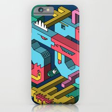 Font of all Known Ledges iPhone 6 Slim Case