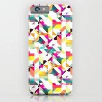 Aztec Geometric IV iPhone 6 Slim Case