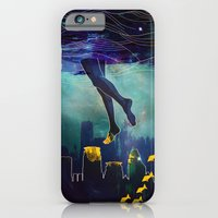 Midnight Swim iPhone 6 Slim Case