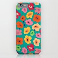 BP 13 Flowers iPhone 6 Slim Case