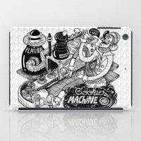 Cookies Machine iPad Case
