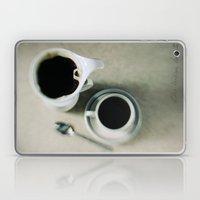coffee.black Laptop & iPad Skin