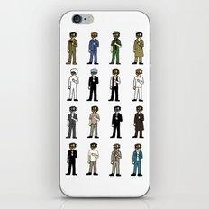 Woody Allen's iPhone & iPod Skin