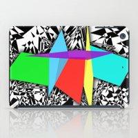 Color Sculpture iPad Case