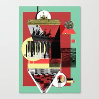 Berlin. Canvas Print