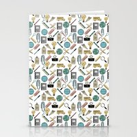 Back to school 1 Stationery Cards