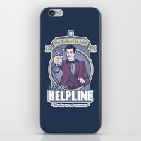 The Bells Of Saint John iPhone & iPod Skin