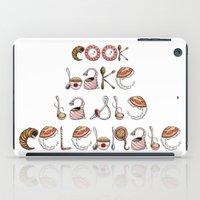Cook Bake Taste Celebrat… iPad Case