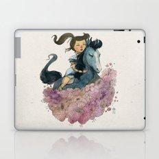 Blue Horse Year 2014 Laptop & iPad Skin