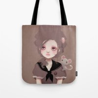 Emma (2011 Version) Tote Bag