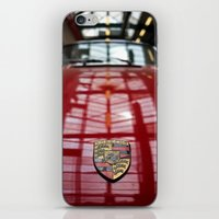 Porsche 911 / I iPhone & iPod Skin