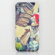 Judge Dredd iPhone 6 Slim Case