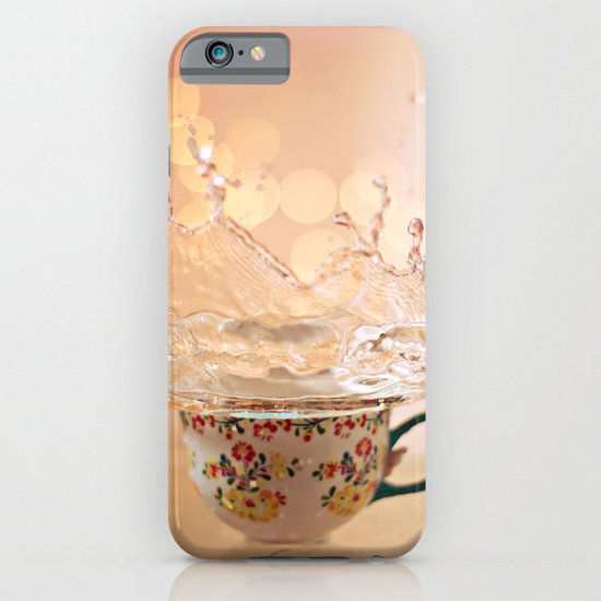 splish splash iPhone & iPod Case