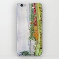 Snow Farm Winery iPhone & iPod Skin