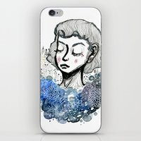 Girl's Dream iPhone & iPod Skin