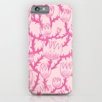 Pink Thorn iPhone 6 Slim Case