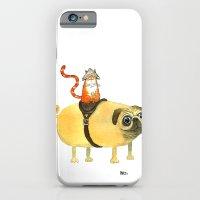 Commander Creamsicle iPhone 6 Slim Case