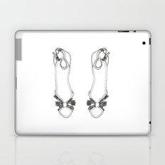 La chancla Laptop & iPad Skin
