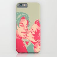 iPhone & iPod Case featuring Too Sweet I Might Get Cavities by Rosketch