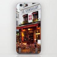 Le Consulat iPhone & iPod Skin