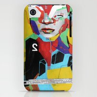 iPhone 3Gs & iPhone 3G Cases featuring RRorizan by alexandresoma