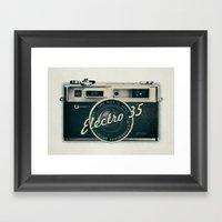 Electro 35 Framed Art Print