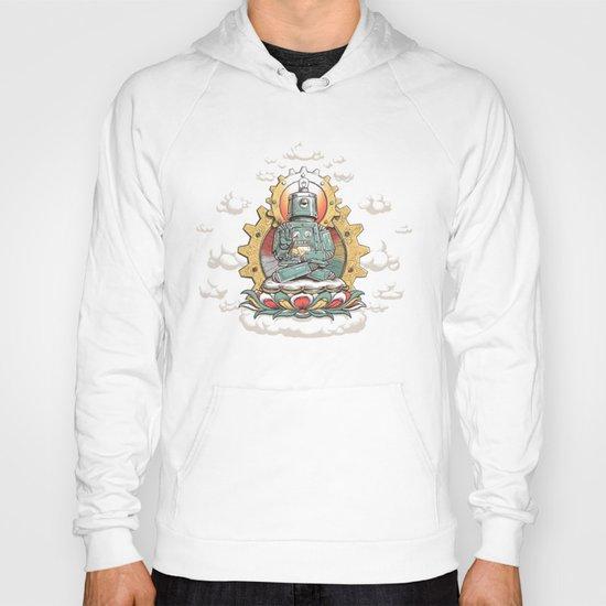 Buddha Bot v6  Hoody