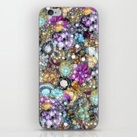 Vintage Bling iPhone & iPod Skin