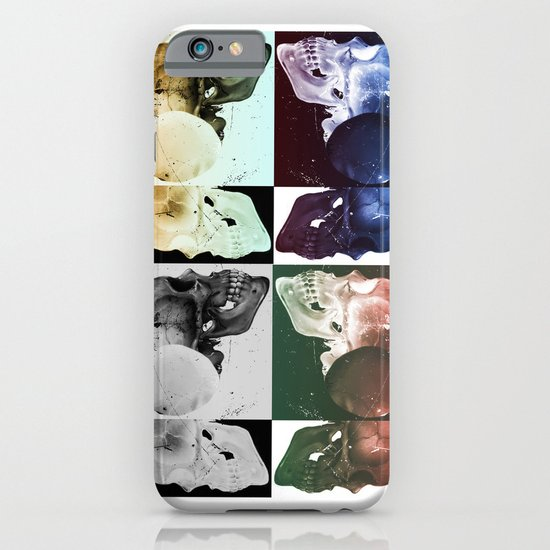 Skulls iPhone & iPod Case
