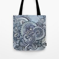 It's you Babe who gets me flowin' Tote Bag