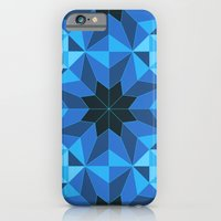 iPhone & iPod Case featuring Deconstructed Diamond by Matt Borchert
